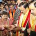 गंगा आरती में पहुंचे डिप्टी सीएम केशव प्रसाद मौर्या