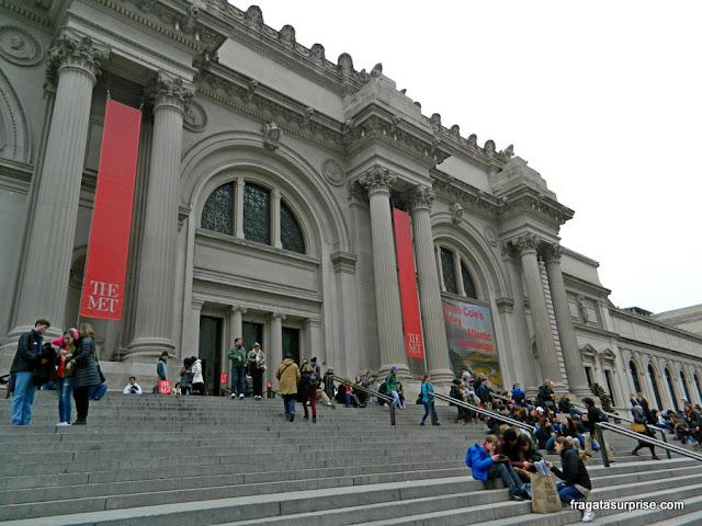 Museu Metropolitan, Nova York