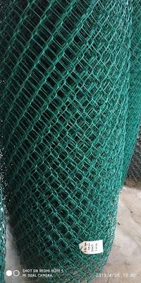 Jual Kawat Harmonika PVC Hijau