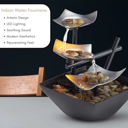 Best Indoor Water Fountains | Best Water Fountains for Home in India 2021