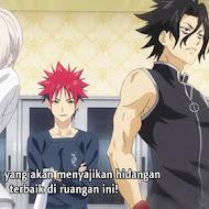 Shokugeki no Souma Season 3 Episode 14 Subtitle Indonesia