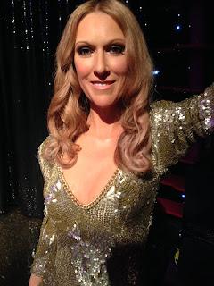 pop diva Celine Dion