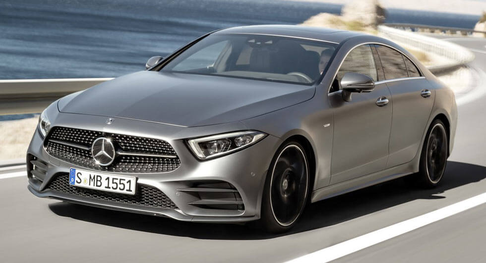 New Mercedes-Benz CLS priced from £57510