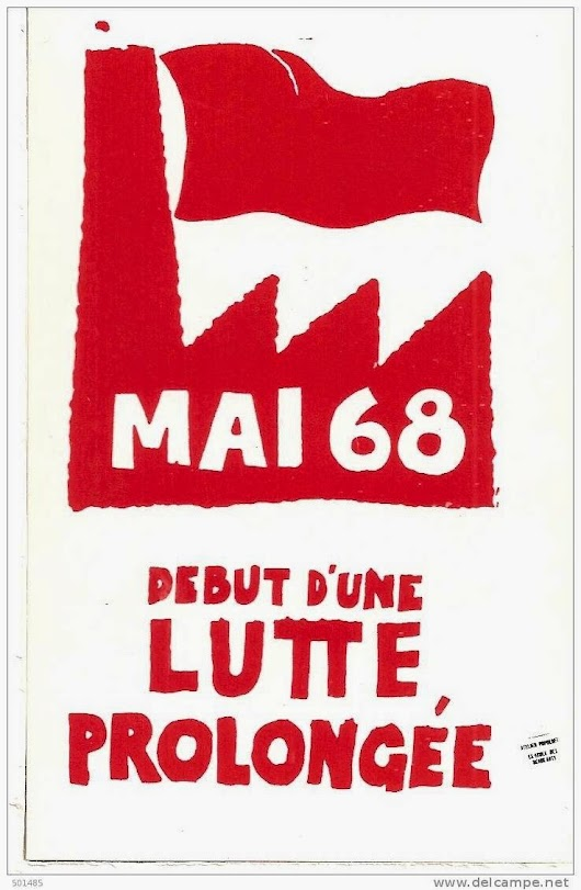May Day Greetings: McCarthy's Paris May 68