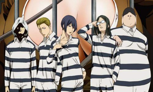 Prison School (Episode 01-12) English Sub/Dub + OVA