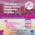 REGISTER TO ATTEND THE INTERNATIONAL WOMEN DEVELOPMENT WORKSHOP