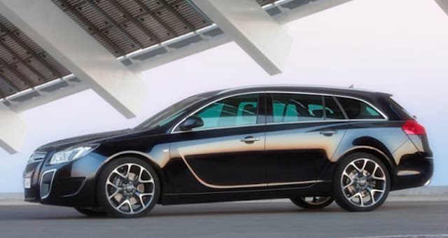 2018 Opel Insignia SUV Changes, Redesign