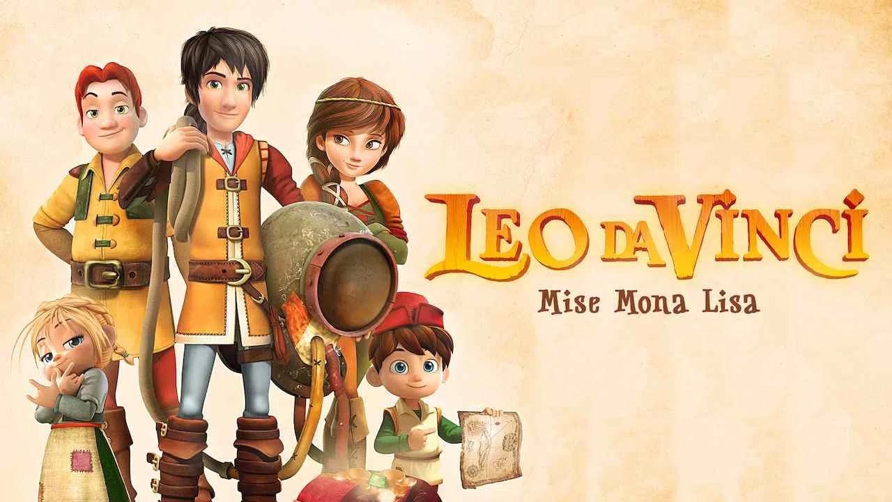 Leo Da Vinci Mission Mona Lisa Movie Hindi Download FHD