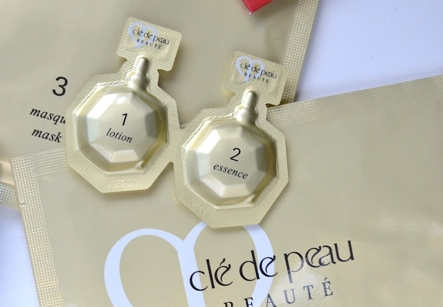 Cle de Peau Beaute Illuminating Concentrate Mask