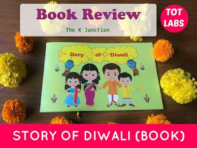 the k junction book review story of diwali kids toddlers preschooler kindergartner mumma diaries