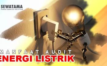Aatasi Boros Energi Dengan Audit Energi