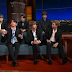 BTS performed amazing rendition of the Beatles 'Boy With Luv' on 'The Late Show With Stephen Colbert'