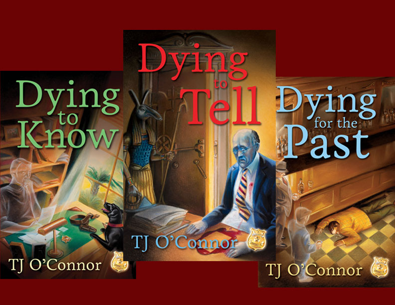 Under Cover of Midnight: A Midnight Ink Blog: Dying Is A Con