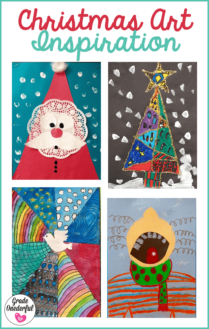 A collection of children's Christmas art projects for your enjoyment and inspiration!