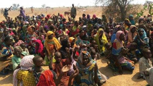 nigerian army rescues 5000 from boko haram