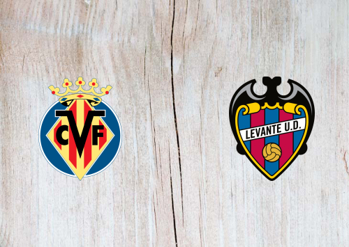 Villarreal vs Levante -Highlights 15 February 2020