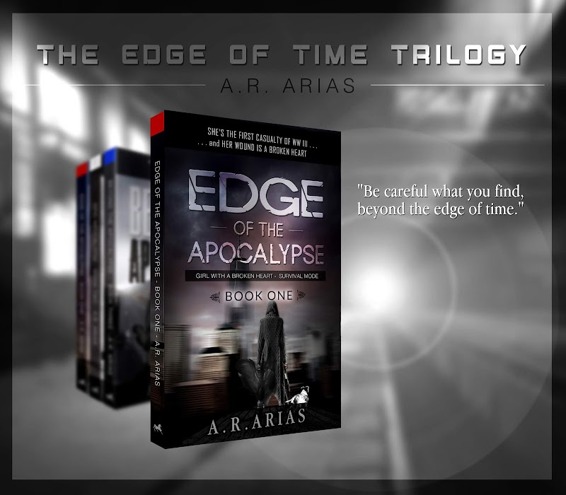Edge of The Apocalypse Book Trilogy [ New Cover]