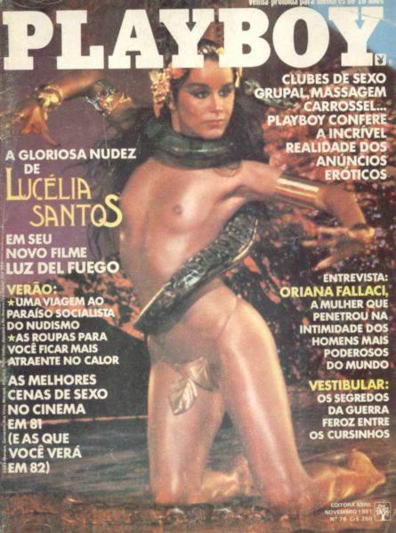 Lucélia Santos nua