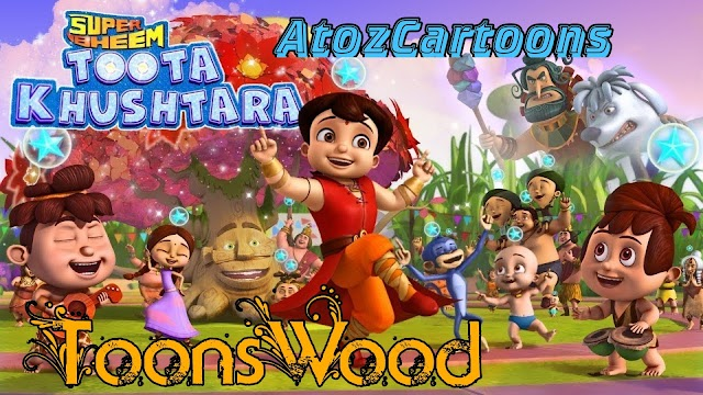 Super Bheem Toota Khushtara Movie Hindi VootKids 1080p