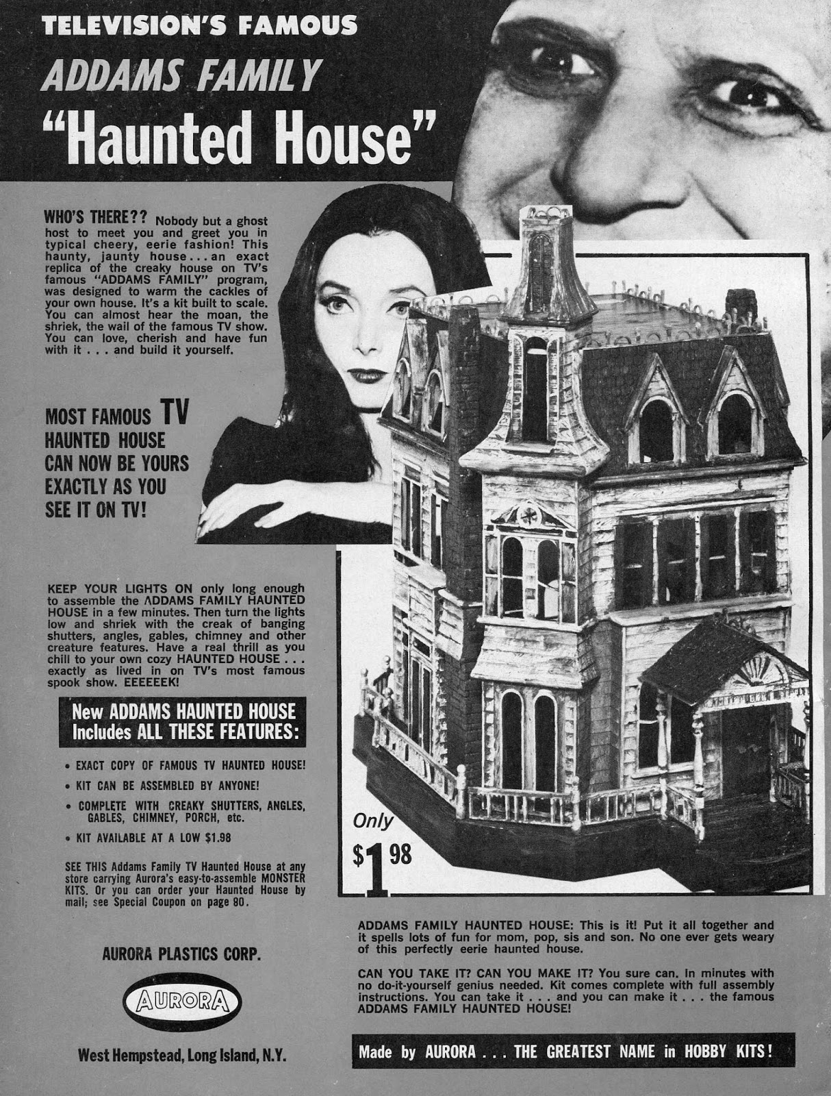 Images: Wonderful Collection Of Macabre Goodies In 1960s Horror Comic & Monster Magazine Advertisements