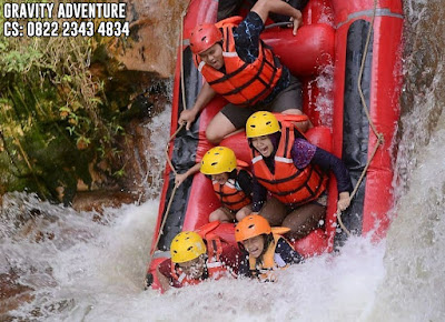 rafting gravity adventure