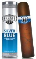Silver Blue by Cuba Paris