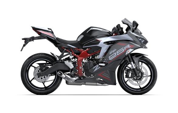 Spesifikasi, Fitur, dan Warna Kawasaki Ninja ZX-25 R