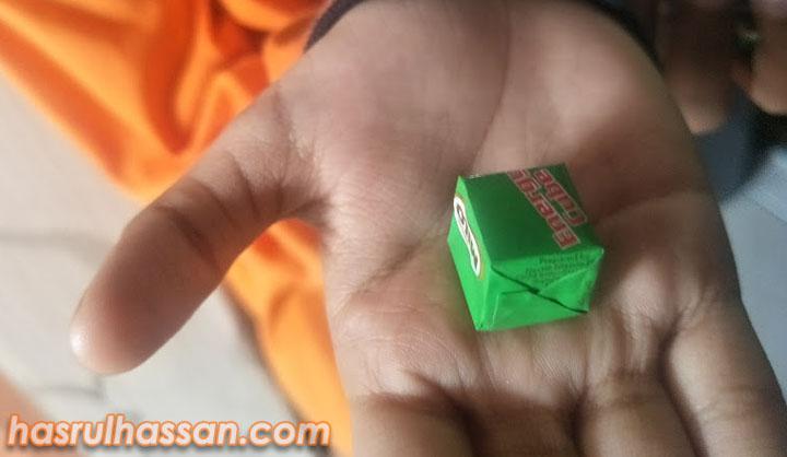 Milo Energy Cube di Mydin Parit Buntar