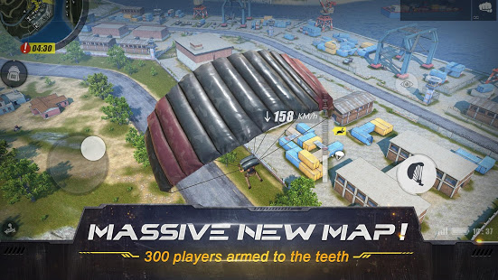 Rules of Survival Mod Apk Full