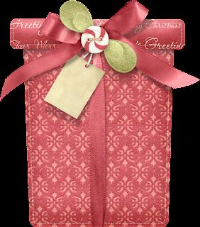 Regalos del Clipart Tierna Navidad.