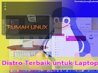 Daftar Linux Terbaik untuk Laptop