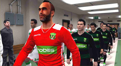 PES 2016 Arab Revolution Patch 2016