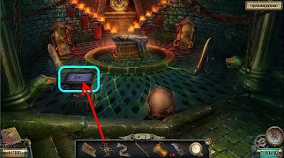 вставляем кованый символ и начинаем расстановку украшений в игре тьма и пламя 4