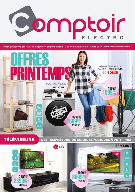 catalogue lecomptoir electro mars avril printemps 2019