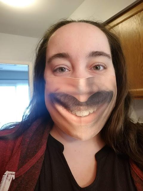 Borat mask