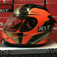 Model Helm KYT Full Face Murah