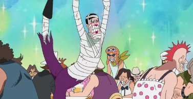 One Piece Episódio 438