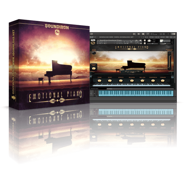 Soundiron Emotional Piano KONTAKT Library
