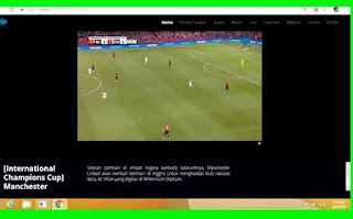Mola TV Live Streaming International Champions Cup