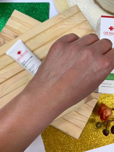 Clear Sunscreen 100 od marki Céll Fùsion C