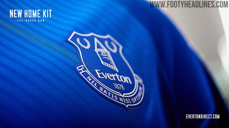 Hummel Everton 20-21 Heim- + Torwarttrikot veröffentlicht ...
