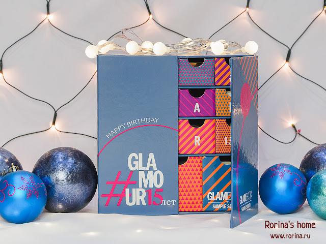 Адвент-календарь GlamBox 2019: отзыв
