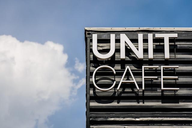 Unit Cafe - Shipping Container Restaurant, Kyiv, Ukraine 7