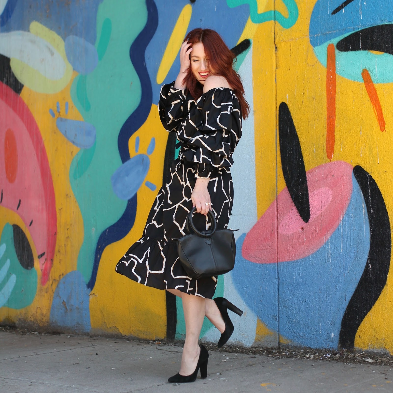 Two Ways To Wear Midi Dresses for Spring | TfDiaries By Megan Zietz