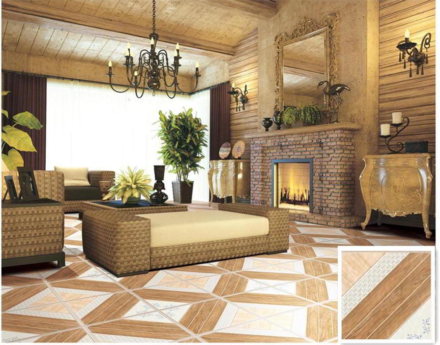 Model Unik Lantai Keramik Rumah Modern