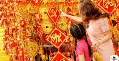 Tet Festival Decoration