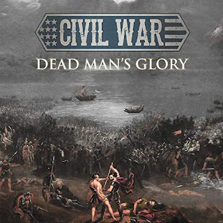 "Το single των Civil War ""Dead Man's Glory"""