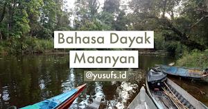 Percakapan Bahasa Dayak Maanyan Part 2