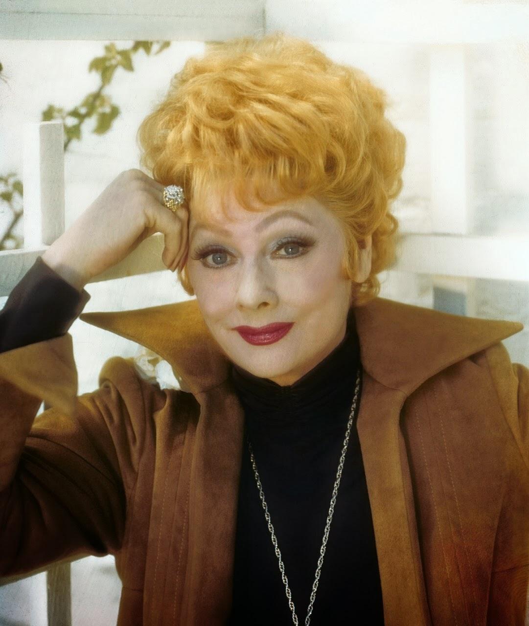 Dr Ian Ellis Jones Living Mindfully Now Lucille Ball On Mindfulness