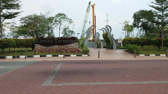 Riverfront Park @ Taman Esplanade Kuantan